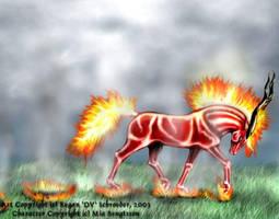 Heat - Rings of Fire by DV-Skitz