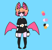 new persona ref, bat. by NiEinCeBe