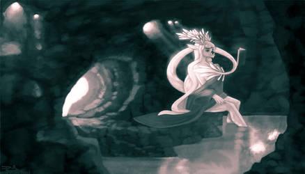 Bookwyrm- Bathtime by Thesis-D