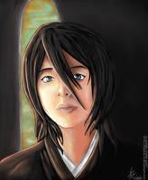 Rukia Kuchiki by Thesis-D