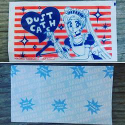 Vintage Nakayosi Sailor Moon tissue holder by avaneshop