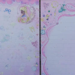 New Sailor Moon stationery set inner by avaneshop