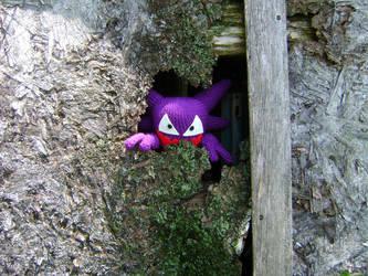 Peek-a-Boo by Dannie-K118