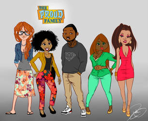 Proud Fam Grown by PayLe
