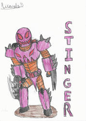 Stinger Redesign by RedFire11