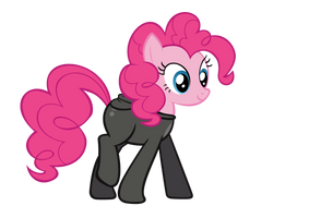 Sneaky Pinkie by Mr-Loco-Moto