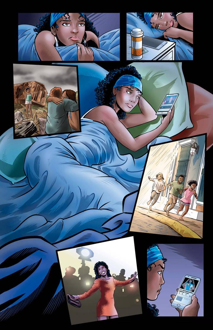 LA BORINQUENA RICANSTRUCTION / PAOLA PAGE 02 by PabloAlcaldeFdez
