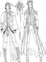 Final Fantasy OC- Dexlin by AngelicHeresy