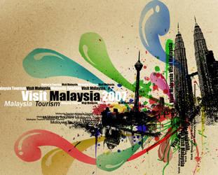 visit malaysia by Libra1021