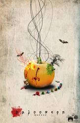 Halloween Fantasy by Libra1021