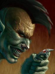 Goblin Trill by camilkuo
