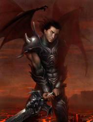 Dragon Warrior 4 by camilkuo