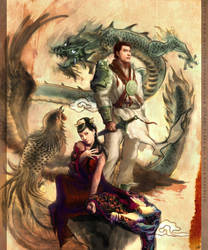 DraPho of Ancient Chinese by camilkuo