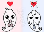 New characters: BuuBuu and VuuVuu by Zivichi