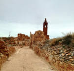 Views of Belchite by Zivichi