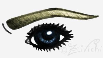 Cold eye by Zivichi