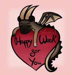 Happy week by Zivichi