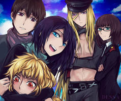 Noragami: Gender switch by Dessa-nya