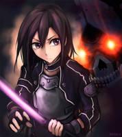 SAO: Kirito by Dessa-nya