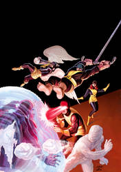 MarvelMasterX-men1 by DeanWhite