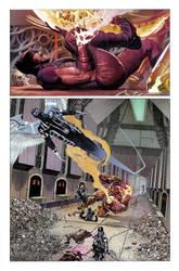 UncannyX-Force2 pg1 by DeanWhite