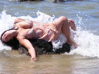 Sea Mermaid - Godess 29 by Gracies-Stock