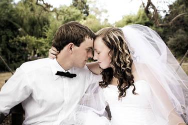 Wedding - Simon And I by Gracies-Stock