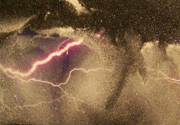 Lightning n Effects 01 by Gracies-Stock