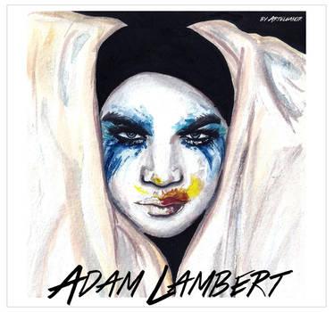 APPLAUSE by Adam Lambert by ArtEleanor