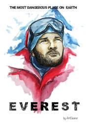 Everest by ArtEleanor