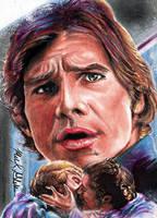 Han Solo ESB by Twynsunz