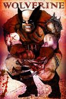 Wolverine Frank Miller Tribute by Twynsunz