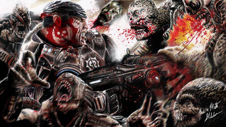 GOW3: Hell Unleashed Variant by Twynsunz