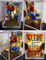 Thanos V Warlock SSC by Glebe by Twynsunz