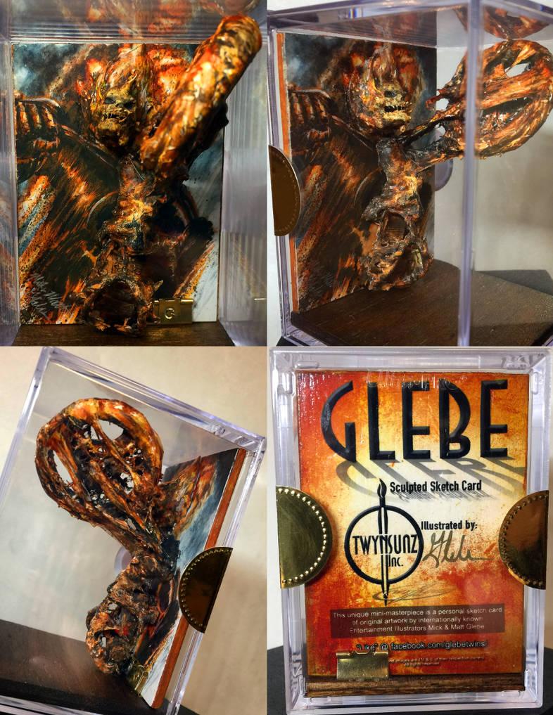 Ghost Rider SSC by Glebe by Twynsunz