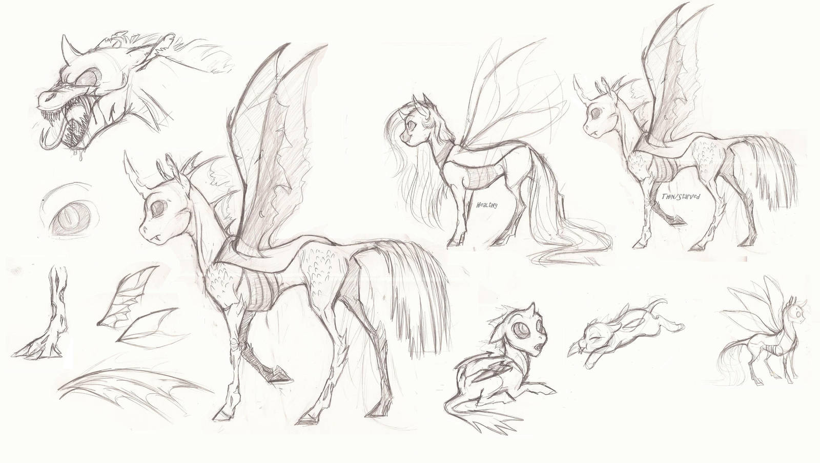 MLP- The Changeling by Earthsong9405