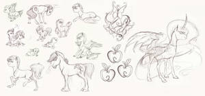 MLP- The Cutie Mark by Earthsong9405