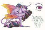Headcanon: Twilight Sparkle by Earthsong9405