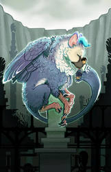 The Last Guardian by Earthsong9405