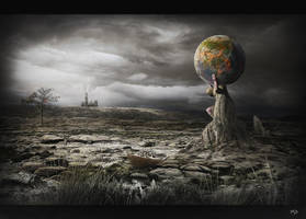 Where is the Earth? by ThyC-Graphics