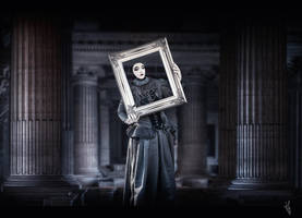 Derriere le miroir by ThyC-Graphics
