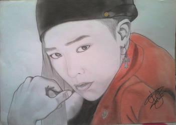 G-Dragon by Azian-Princess