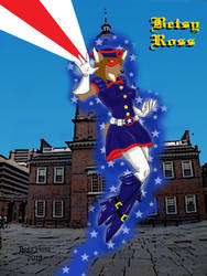 Betsy Ross of the BOS by Boss-Hoss1