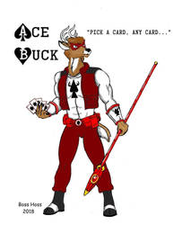 Ace Buck, new look for2018 by Boss-Hoss1