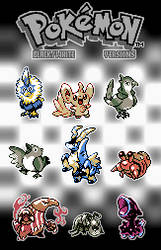 Pokemon nostalgia version - 11 by Pokekoks