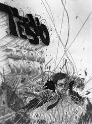 Tetsuo: The Iron Man by SnailShoes