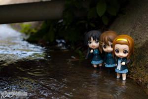 The Adventurous Trio by nutcase23