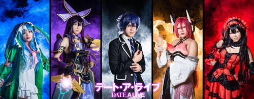 Date A Live - Spirits by nutcase23