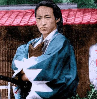 Hijikata In Colour by finalverdict