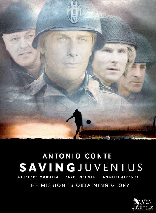 Saving Juventus by finalverdict